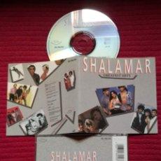 CDs de Música: SHALAMAR: GREATEST HITS. CD 1989 CBS.. Lote 224218931