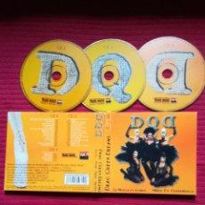 CDs de Música: DQD: DRAG QUEEN DREAMS. 3CD'S. 2001 TRADE MUSIC.. Lote 224223967
