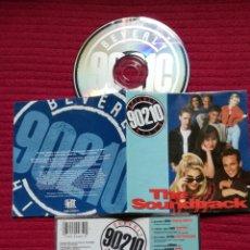 CDs de Música: BEBERLY HILLS, 90210: THE SOUNDTRACK. CD 1992 GIANT RECORDS.. Lote 224225220