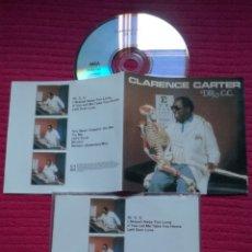 CDs de Música: CLARENCE CARTER: DR. C.C. CD 1987 MCA.. Lote 224226282