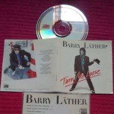 CDs de Música: BARRY LATHER: TURN ME LOOSE. CD 1990 ATLANTIC.. Lote 224226670