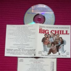 CDs de Musique: THE BIG CHILL: B.S.O. CD 1983 MOTOWN. MARVIN GAYE, THE TEMPTATIONS, PROCOL HARUM, ARETHA FRANKLIN... Lote 224228042