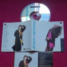 CDs de Música: JENNY MORRIS: SHIVER. CD 1989 GIANT RECORDS.. Lote 224231287