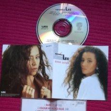 CDs de Música: VERÓNICA LEE: GOOD CATCH. CD 1988 WEA.. Lote 224235488