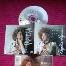 CDs de Música: PHYLLIS HYMAN: PRIME OF MY LIFE. CD 1991 VOLCANO RECORDS.. Lote 224236498