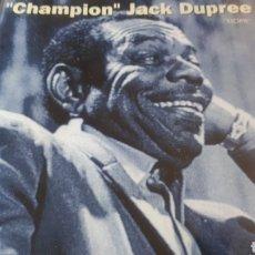 CDs de Música: CHAMPION JACK DUPREE HOME. Lote 224240878