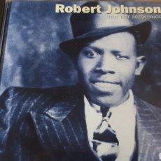 CDs de Música: ROBERT JOHNSON THE BEST RECORDINGS. Lote 224241266