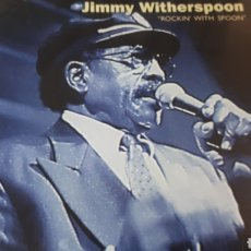 CDs de Música: JIMMY WHITERSPOON ROCKIN WITH SPOON. Lote 224242608