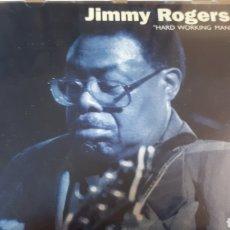 CDs de Música: JIMMY ROGERS HARD WORKING MAN. Lote 224251803
