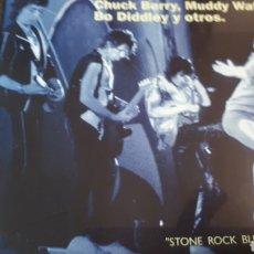 CDs de Música: CHUCK BERRY , MUDDY WATERS BO DIDDLEY Y OTROS. Lote 224252116