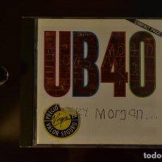 CDs de Música: UB40- GEFFERY MORGAN (1984, CD). Lote 224252752