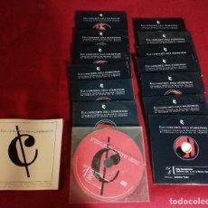 CDs de Música: COLECCIÓN DE 14 CD MÚSICA CLÁSICA - ELS CONCERTS DELS DIUMENGES UNO SIN CARATULA DE CARTON. Lote 224256195