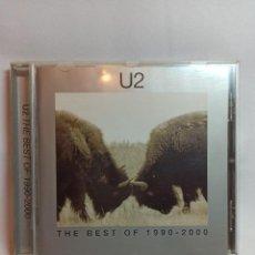 CDs de Música: CD DE U2 THE BEST OF 1990-2000. Lote 224284578