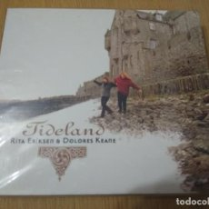CDs de Música: DOLORES KEANE & RITA ERIKSEN CD TIDELAND MUSICA IRLANDESA. Lote 224286356