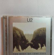 CDs de Música: U2 THE BEST OF 1990-2000. Lote 224291326