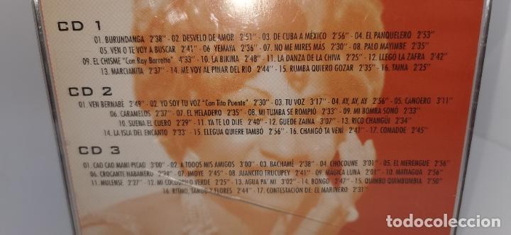 CDs de Música: Triple CD - CELIA CRUZ - Foto 2 - 224356458