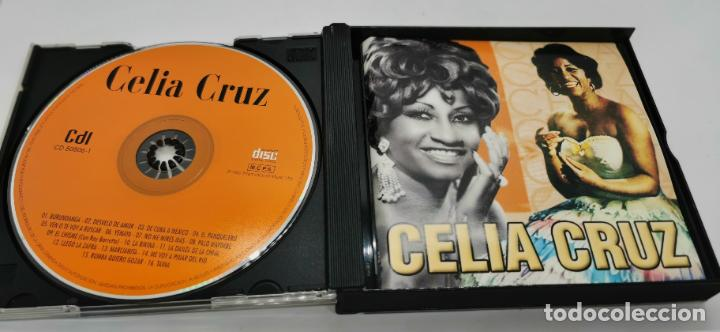 CDs de Música: Triple CD - CELIA CRUZ - Foto 4 - 224356458