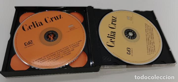CDs de Música: Triple CD - CELIA CRUZ - Foto 5 - 224356458