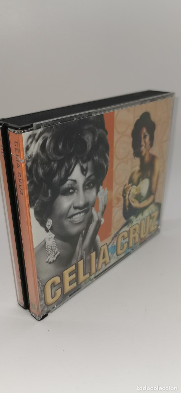 TRIPLE CD - CELIA CRUZ (Música - CD's Otros Estilos)