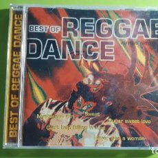 CDs de Música: BEST OF REGGAE DANCE - VARIOUS ARTISTS - 1998 - COMPRA MÍNIMA 3 EUROS. Lote 224373150