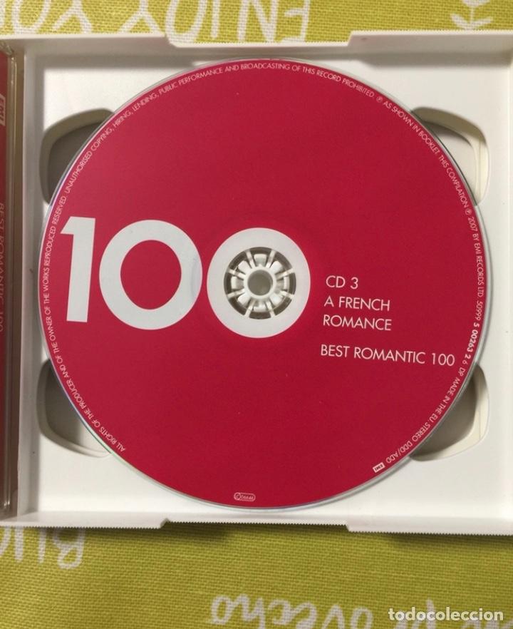 CDs de Música: Best romantic Classics, 6 cd's, sin uso - Foto 4 - 224373698