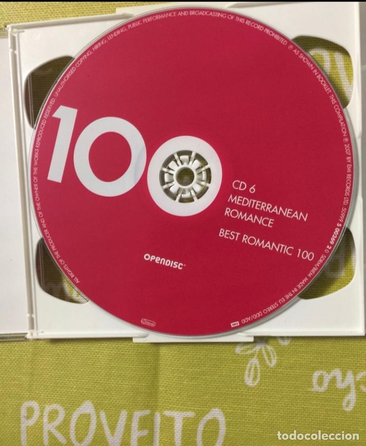 CDs de Música: Best romantic Classics, 6 cd's, sin uso - Foto 6 - 224373698