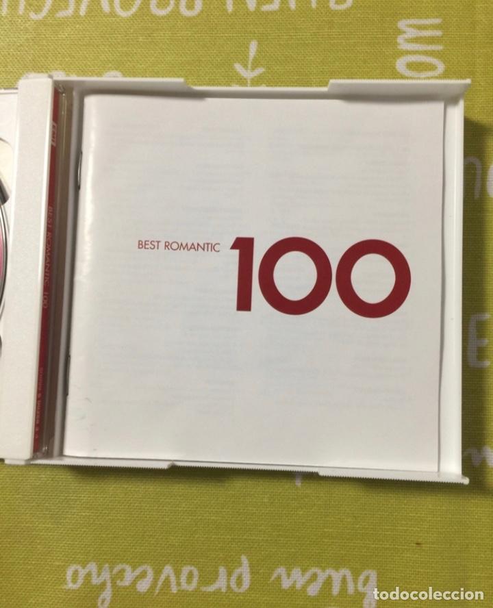 CDs de Música: Best romantic Classics, 6 cd's, sin uso - Foto 8 - 224373698