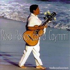 CDs de Música: ROSA PASSOS – ROSA PASSOS CANTA CAYMMI - NUEVO Y PRECINTADO. Lote 245946285