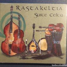 CDs de Música: RASTAKEELTIA - SUITE CELTA - FOLK CELTA. Lote 224374607