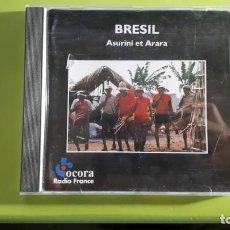 CDs de Música: BRESIL - ASURINI ET ARARA - 1995 - COMPRA MÍNIMA 3 EUROS. Lote 224376028