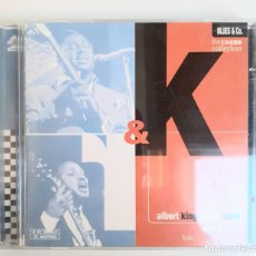 CDs de Música: ALBERT KING & OTIS RUSH CD ~ DOOR TO DOOR. Lote 18662736