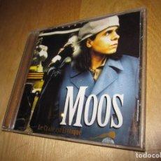 CDs de Música: CD MOOS. LE CRABE EST EROTIQUE. 1999. Lote 224481157