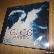 CDs de Música: CD GHOST. VARÈSE SARABANDE. USA. ORIGINAL MOTION PINCTURE SOUNDTRACK. MAURICE JARRE. 1990. Lote 224481405