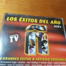 CDs de Música: 3CDS. ESTOPA, SABINA, LOS PLANETAS, SECRETOS, CALAMARO, CAMELA, PLATERO Y TÚ, EXTREMODURO, LA UNIÓN. Lote 224492263