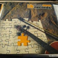 CD de Música: SAMPLER SELLO CLAVE RECORDS LUAR NA LUBRE -NA LUA-BARON ROJO Y MUCHOS MAS. Lote 224511686