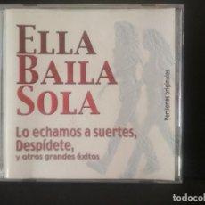 CDs de Música: ELLA BAILA SOLA (GRANDES EXITOS ) EMI CD 2004 PEPETO. Lote 224553797