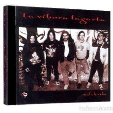 CDs de Musique: LA VIBORA LAGARTA - MALA HIERBA. Lote 271831908