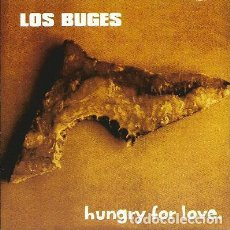 CDs de Música: LOS BUGES - HUNGRY FOR LOVE. Lote 224560350