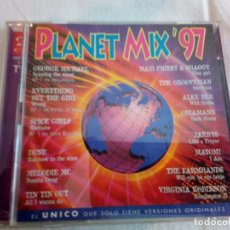 CDs de Música: 98-CD PLANET MIX 97, 2 CDS. Lote 224606428