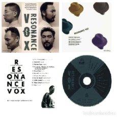 CDs de Música: KAZUMI WATANABE, RESONANCE VOX, 1993, JAZZ ROCK GUITAR, RARE1º PRESS CD DIGIPAK JAPANESE EDT ORG. Lote 224615640