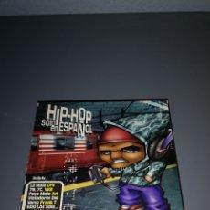 CDs de Música: TRST4G. G1. CD HIP HOP SOLOEN ESPAÑOL. Lote 224619188