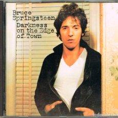 CDs de Música: BRUCE SPRINGSTEEN, DARKNESS ON THE EDGE OF TOWN, VER CONTENIDO EN FOTOGRAFIA DEL DORSO. Lote 224626981
