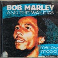 CDs de Música: BOB MARLEY AND THE WAILERS, MELLOW MOOD, VER CONTENIDO EN FOTOHGRSFIA DEL DORSO. Lote 224627282