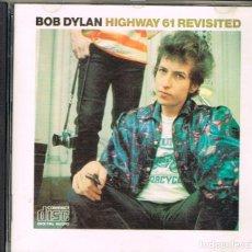 CDs de Música: BOB DYLAN, HIGHWAY 61 REVSITED, VER CONTENIDO EN FOTOGRAFIA. Lote 224627600