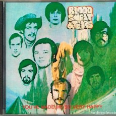 CDs de Música: BLOOD, SWEAT AND TEARS. TOU?VE MADE ME SO VERY HAPPY, VER CONTENIDO EN FOTOGRAFIA. Lote 224628087