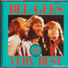 CDs de Música: BEE GEES, VERY BEST, VER CONTENIDO EN FOTOGRAFIA. Lote 224628601