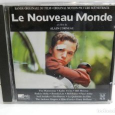 CDs de Música: DISCO CD. BANDA SONORA. VARIOS - LE NOUVEAU MONDE. COMPACT DISC.. Lote 224636405