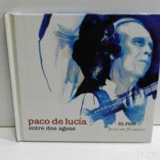 CDs de Música: DISCO CD. PACO DE LUCIA - ENTRE DOS AGUAS. COMPACT DISC.. Lote 224638631
