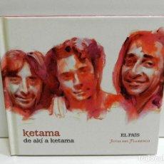 CDs de Música: DISCO CD. KETAMA - DE AKI A KETAMA. COMPACT DISC.. Lote 224638988