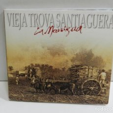 CDs de Música: DISCO CD. VIEJA TROVA SANTIAGUERA - LA MANIGUA. COMPACT DISC.. Lote 224649241